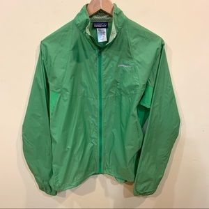 Patagonia Jackets & Coats - Patagonia lightweight rain shell full-zip jacket